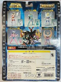5 Action Figure Full Set SATNT SEIYA MYTH CLOTH CAVALIERI ZODIACO BRONZE Bandai