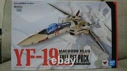 BANDAI DX Chogokin Macross Plus YF-19 FULL SET PACK Action Figure