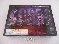 BANDAI Dragonball HG figure resin The Ginyu Force 5 set JP NEW withscouter case