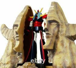 BANDAI GX-41S Reideen DX Fade in Set Soul of Chogokin Metal Figure