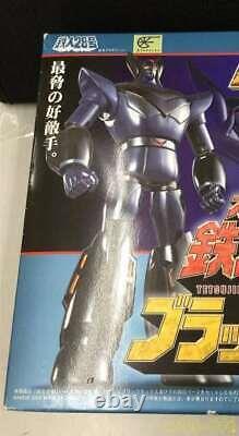 BANDAI GX-44S Tetsujin 28 & Black Ox Set Soul of Chogokin Metal Figure JAPAN