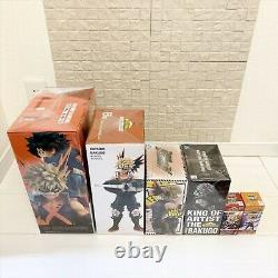 BANDAI Ichiban kuji My Hero Academia I'm Ready! Masterlise figure Bakugou set