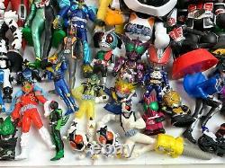 BANDAI Kamen Rider Soft Vinyl Action Figure Lot Huge set 33cm JAPAN Fedex 2