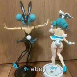 BANDAI Mint Hatsune miku BiCute bunnies figure White & Black set bunny Japan