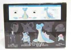 BANDAI Pokemon Scale World Figure 1/20 Kanto Region Sylph Company Set