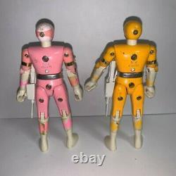 BANDAI Power Ranger 6 Kyry Sentai Zyuranger Action Figures Toys set