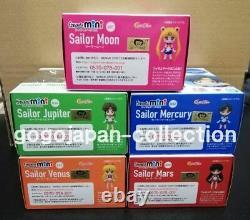 BANDAI SPIRITS Figuarts mini Pretty Guardian Sailor Moon SAILOR WARRIOR SET