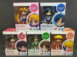 BANDAI SPIRITS Figuarts mini Pretty Guardian Sailor Moon Series Complete Set