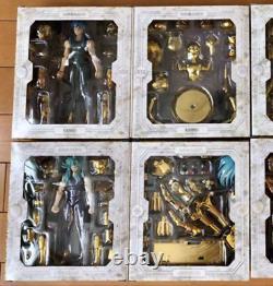 BANDAI Saint Seiya Myth Cloth Gold Saint figure complete 12 set New JP