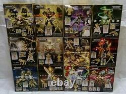 BANDAI Saint Seiya Myth Cloth Gold Saint figure complete 12 set from JP FS