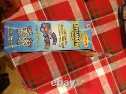 Bandai Digimon The Miracle Four Digi Set IV Action Figures NEW Magnamon