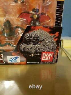 Bandai Godzilla 50th Anniversary Ultimate 16 figure Set NEW. U. S. Seller