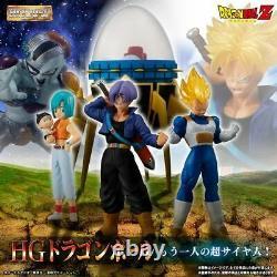 Bandai HG Dragon Ball Another Super Saiyan Edition Figure set PSL limited JAPAN