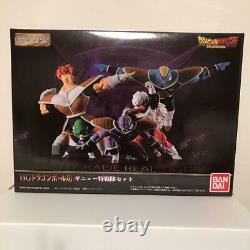 Bandai HG High Grade Dragon Ball GINYU FORCE Set of 5 Figure Premium Japan