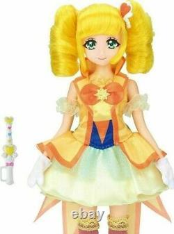 Bandai Healing Doll Toy Precure Precure Style 4 Body Set Japan Anime Figure Lot