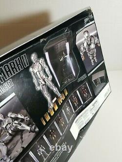 Bandai SHFiguarts Iron Man Mark II & Hall Of Armor Loose Action Figure Set