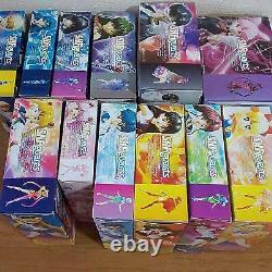 Bandai S. H. Figuarts Sailor Moon Figure Complete set of 12 Figures Japan