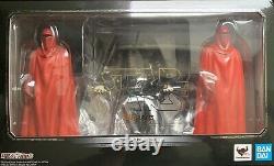 Bandai S. H. Figuarts Star Wars Emperor Palpatine Throne Room Figure Set