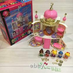 Bandai Sailor Moon R Moon Castle Figure Doll Set Vintage Rare Collection Toy
