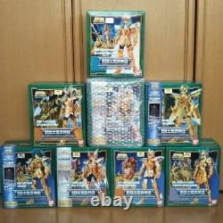 Bandai Saint Cloth Myth Poseidon Hen 8 bodies set Figure Japan Anime Toy U87