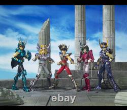 Bandai Saint Cloth Myth Saint Seiya 5 BRONZE SAINT Set Action Figure