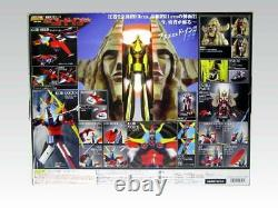 Bandai Soul of Chogokin GX-41S Brave Raideen DX fade in set Action Figure