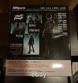 DAFT PUNK Thomas Bangalter Guy-Manuel Figure S. H. Figuarts Bandai Set of 2 SALE