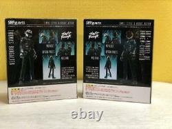 Daft Punk Guy Manuel & Thomas Set Figure Bandai Soul Web Limited