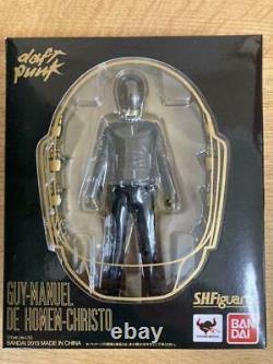 Daft Punk Thomas Bangalter Guy-Manuel Figure S. H. Figuarts Bandai Set of 2 FedEx