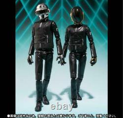 Daft Punk Thomas Bangalter Guy-Manuel Figure S. H. Figuarts Bandai Set of 2 Japan