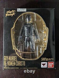 Daft Punk Thomas Bangalter Guy-Manuel Figure S. H. Figuarts Bandai Set of 2 MINT