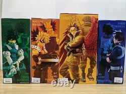 Deku Hawks Ichiban kuji My Hero Academia figure set I'm Ready BANDAI NEW japan