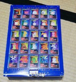 Digimon Adventure 02 Digital Monster Coloerd 49 Figure Set Complete Box