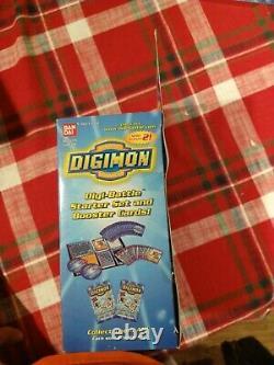 Digimon Omnimon Digi-Set Rare 1999 season 2 Ban Dai