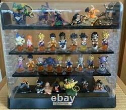 Dragon Ball Mini Figures A Lot Of Set BANDAI Carapuchi USED Rare Japan FedEx K