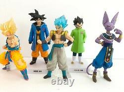 Dragon ball Z HG Figures 29 pcs Lot set Gokou Gashapon Capsule toy Figure DBZ