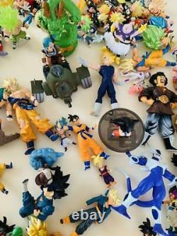 Dragon ball Z HG Figures Lot set Broly Gashapon Capsule toy Figure DBZ JAPAN