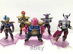 Dragonball Z GT Figures FREEZAS FORCE complete lot set Gashapon Capsule toy