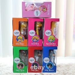 Figuarts mini Super Sailor Moon & Chibi Moon Eternal Set Figure New US SELLER