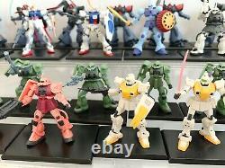 GUNDAM COLLECTION 1/400 Secret Vol. 3 set Lot Sale Mini Figures BANDAI