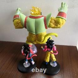 HG Dragon Ball GT Son Goku/Gokou Vegeta Oozaru baby figure 3 set BANDAI NO BOX
