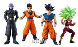 HG Dragon Ball Super Tournament of Power Climax Figure Set Kefla Hit Gohan Goku