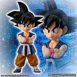 HG GT Ultimate Dragon Ball Figure set Son Goku/Gokou Pan Trunks BANDAI JAPAN