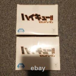 Haikyuu! DXF figure vol. 10 Akaashi Keiji & Bokuto Kotaro Set Banprest