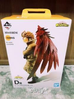 Ichiban Kuji My Hero Academia I'm Ready Hawks Figure Prize D E F G 4 Set