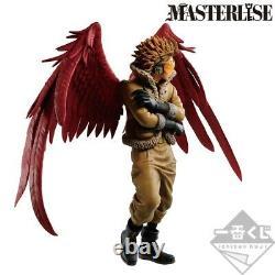 Ichiban Kuji My Hero Academia I'm Ready! Hawks Figure Prize D E F G 4 Set