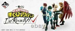Ichiban Kuji My Hero Academia I'm Ready! Hawks Figure Prize D F 2Set Lottery