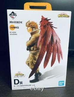 Ichiban Kuji My Hero Academia I'm Ready! Hawks Figure Prize D G 2Set Lottery