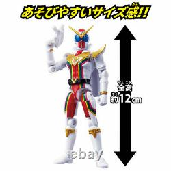 Kikai Sentai Zenkaiger Change Heroes ZENKAISER Action Figure 5 Set Bandai NEW FS