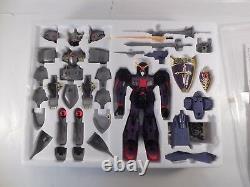 Knight Gundam Realtype Gundamcloth 9 Figure Set Complete Bandai 1990